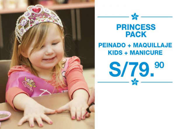 PRINCESS PACK: MONALISSA Monalisa - Plaza Norte