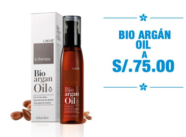 Bio árgan a S/. 75.00 - Sally Beauty - Plaza Norte