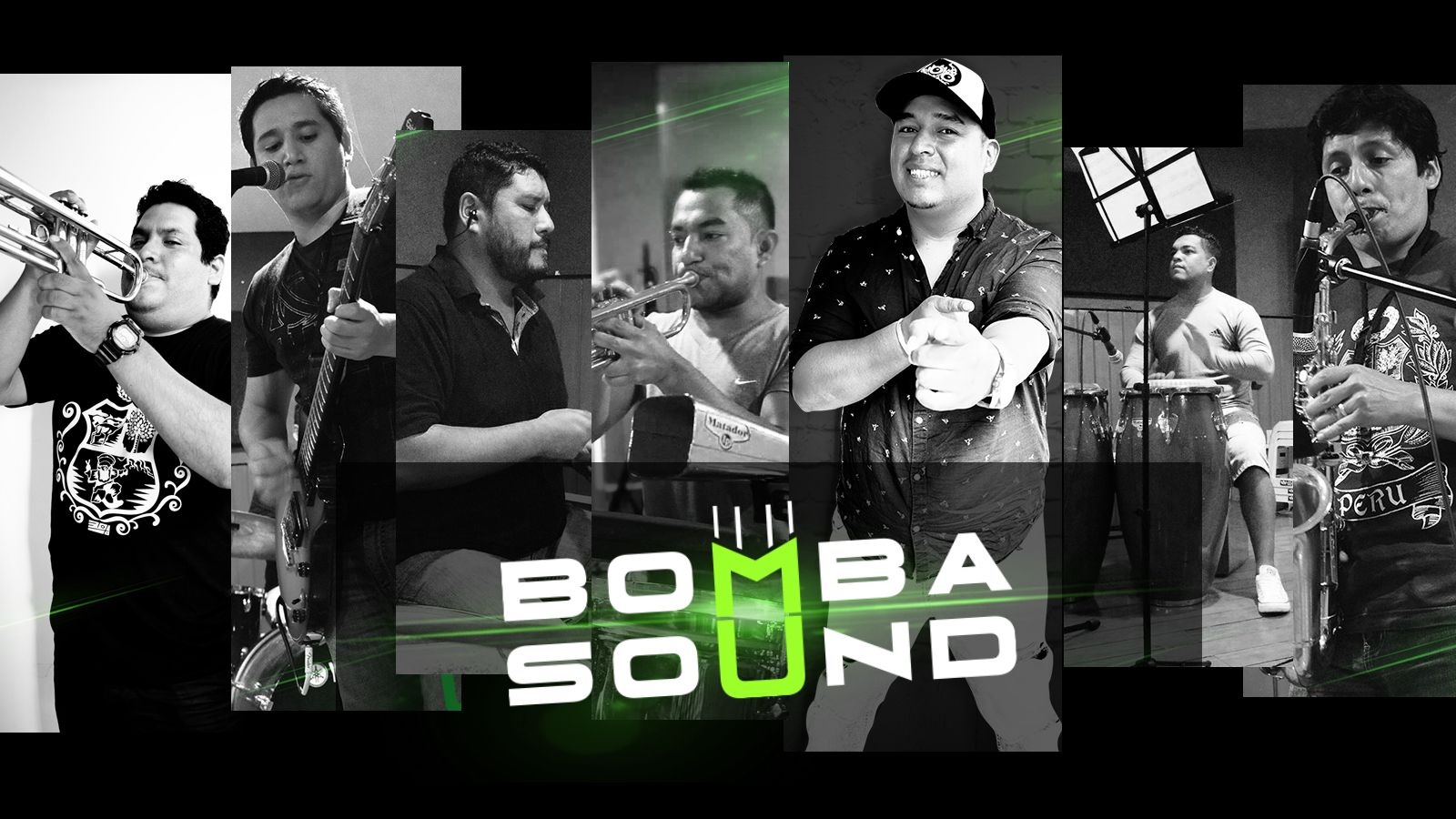 Show musical con Banda Bomba Sound - Plaza Norte