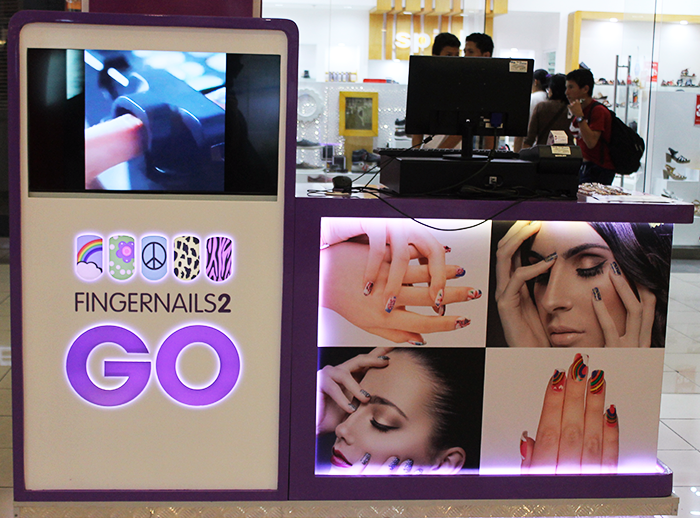FINGER NAILS - Plaza Norte
