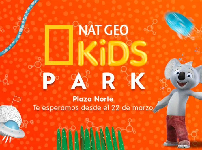 Nat Geo Park - Plaza Norte