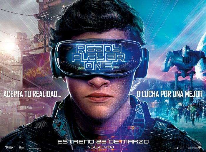 Ready Player  One  - Plaza Norte