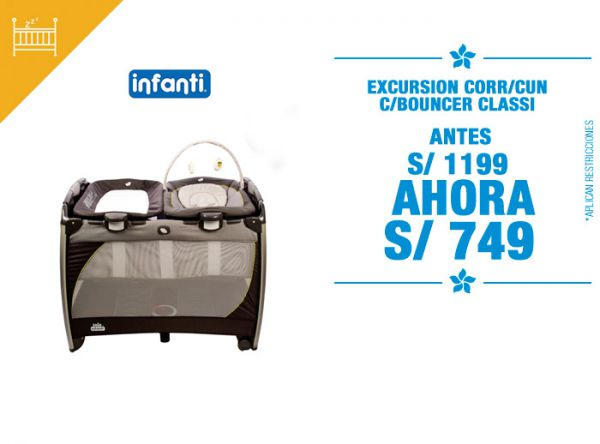 Corral a S/ 749 - Baby Infanti Store - Plaza Norte