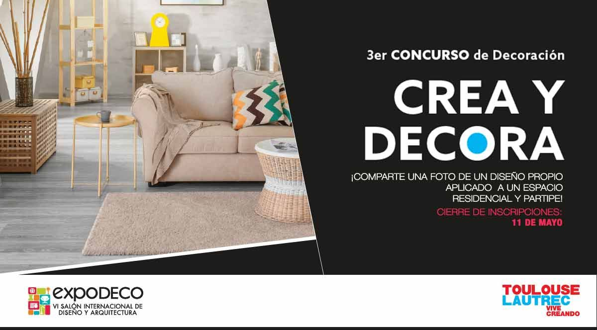 TOULOUSE: CONCURSO DE DECORACIÓN, CREA Y DECORACIÓN - Plaza Norte