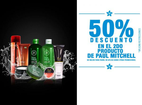 50% de Dscto. en el 2do. prod - Plaza Norte
