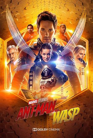 Ant Man & The Wasp - Plaza Norte