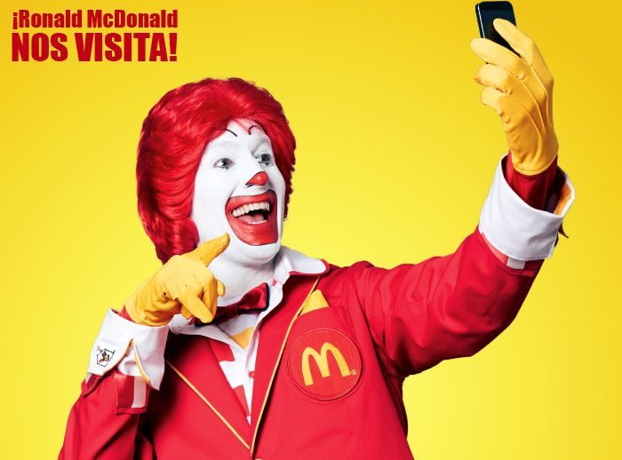 Ronald Mc Donalds - Plaza Norte