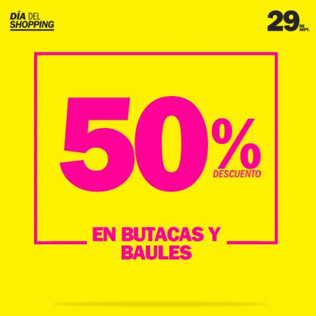 Promociones Día del Shopping  - Plaza Norte