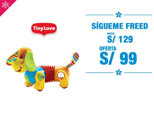 Sígueme FREED a S/ 99 - Baby Infanti Store - Plaza Norte