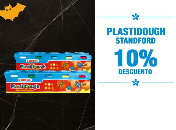 PLASTIDOUGH STANDFORD AL 10%  - Utilex - Plaza Norte