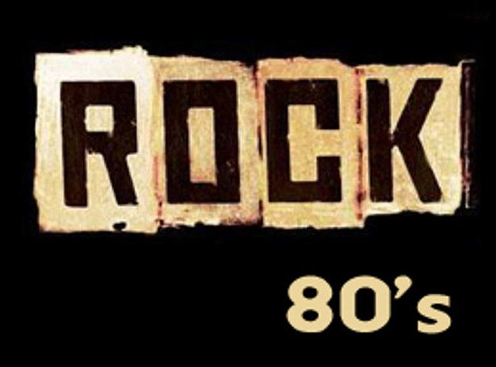 Rock de los 80 - Plaza Norte