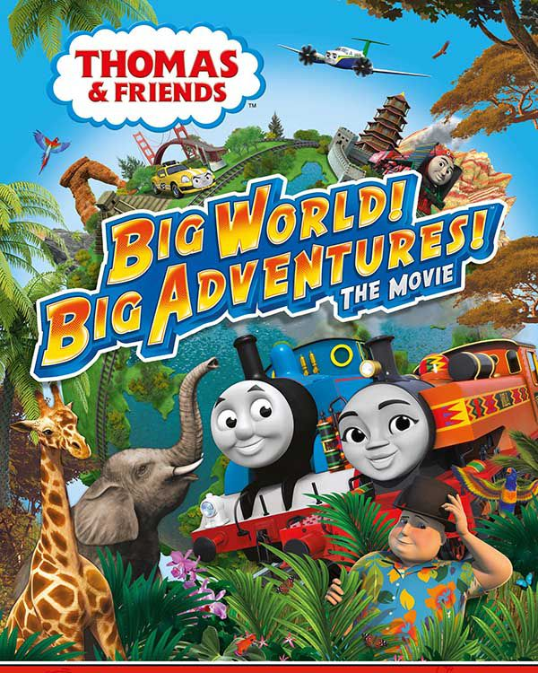 Thomas & friends: Un gran mundo de aventura - Plaza Norte