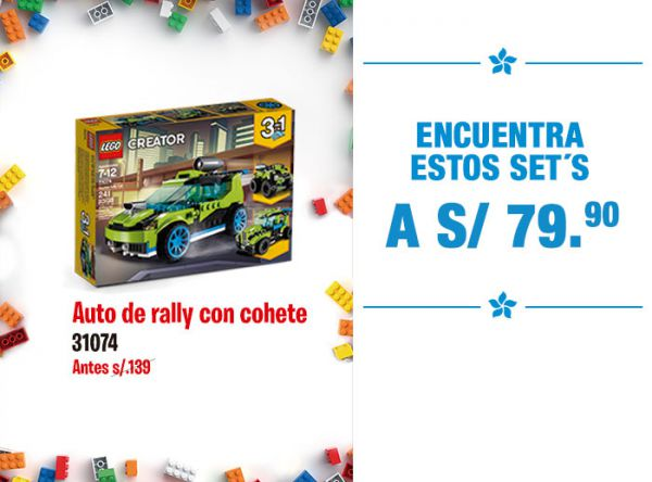 Sets desde S/ 79.90 - Plaza Norte