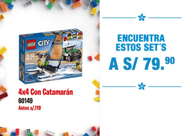 Sets a S/ 79.90 - Plaza Norte