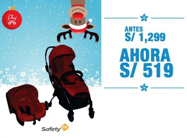 TRAVEL SYSTEM A S/. 519.00 - Plaza Norte