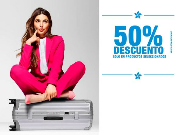 50% DCTO. EN PRODUCTOS - Plaza Norte