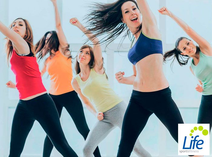 CLASES DE STRONG BY ZUMBA - LIFE SPORT & FITNESS - Plaza Norte