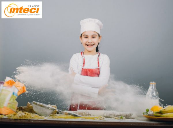 Taller de mini Chef con Inteci - Plaza Norte
