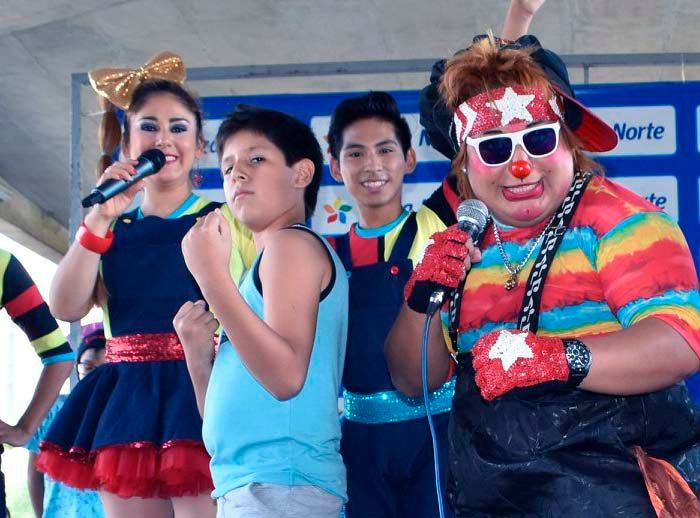 SHOW INFANTIL - CANDY COLORÍN - Plaza Norte
