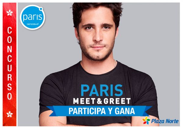 MEET AND GREET CON DIEGO BONETA - Plaza Norte