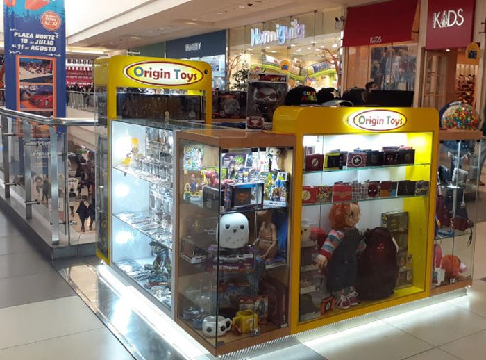 ORIGIN TOYS - Plaza Norte