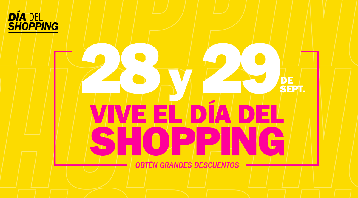 """DÍA DEL SHOPPING"" - Plaza Norte"
