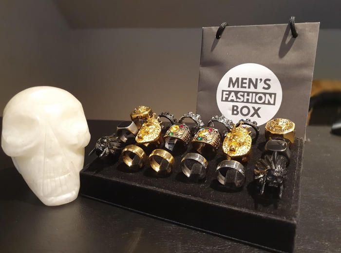 Men's Fashion Box - Plaza Norte