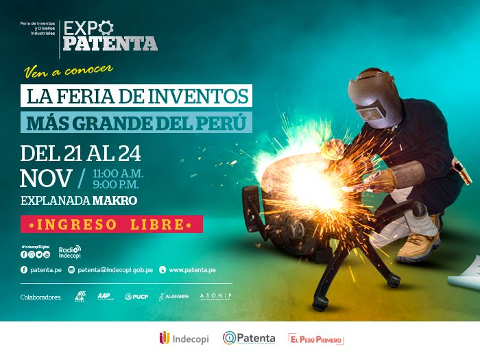 EXPO PATENTA  - Plaza Norte