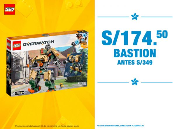 BASTION A S/174.50 Lego - Plaza Norte