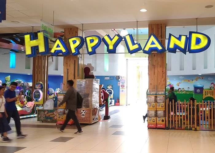 HAPPY LAND - Plaza Norte