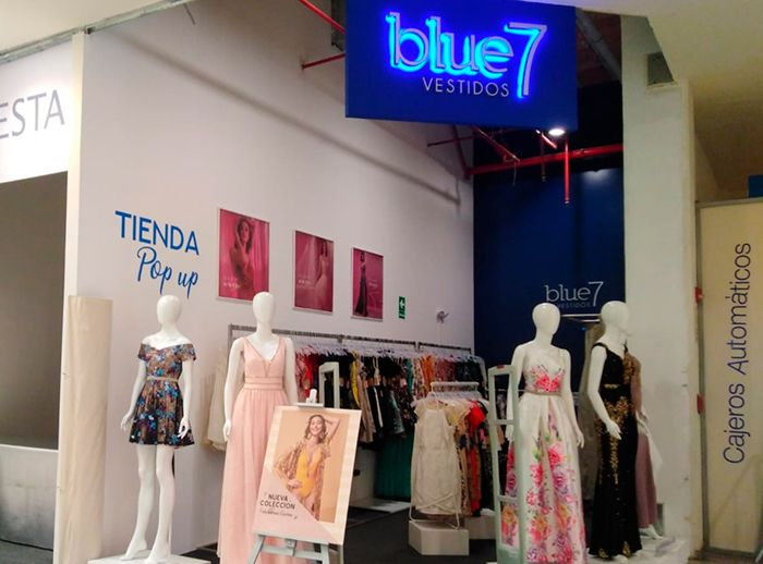 BLUE 7  - Plaza Norte