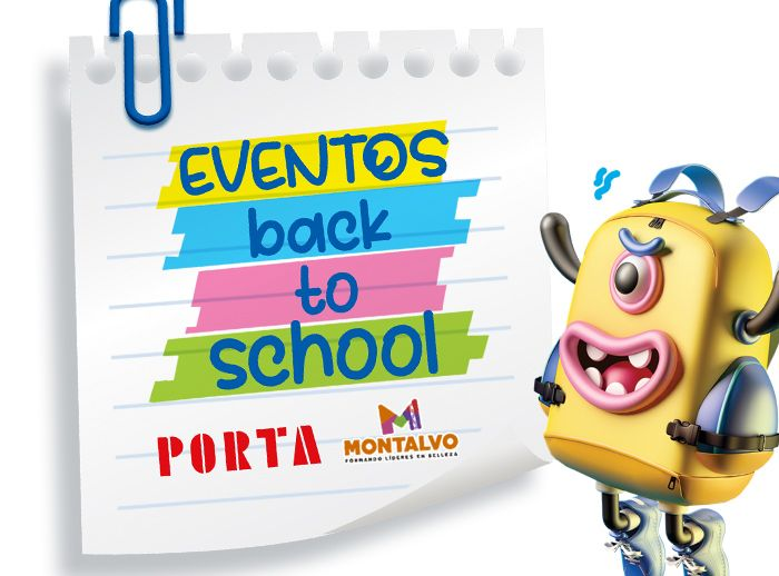 EVENTOS BACK TO SCHOOL PLAZA NORTE - Plaza Norte