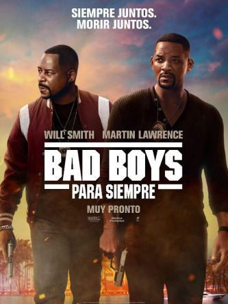Bad Boys para siempre - Plaza Norte