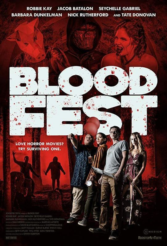Bloodfest - Plaza Norte