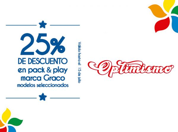25% DCTO EN PACK & PLAY - Plaza Norte