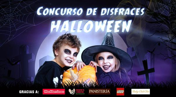 Concurso de disfraces Halloween - Plaza Norte