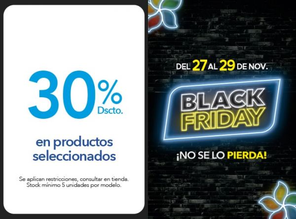 30% DSCTO EN PROD. SELECC. - Hush Puppies - Plaza Norte