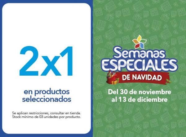 2X1 PRODUCTOS SELECCIONADOS THE CULT - Plaza Norte