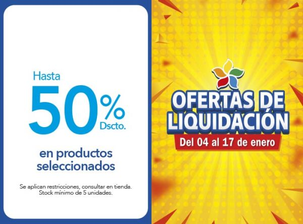 HASTA 50% DSCTO PRODUCT SELEC - Plaza Norte
