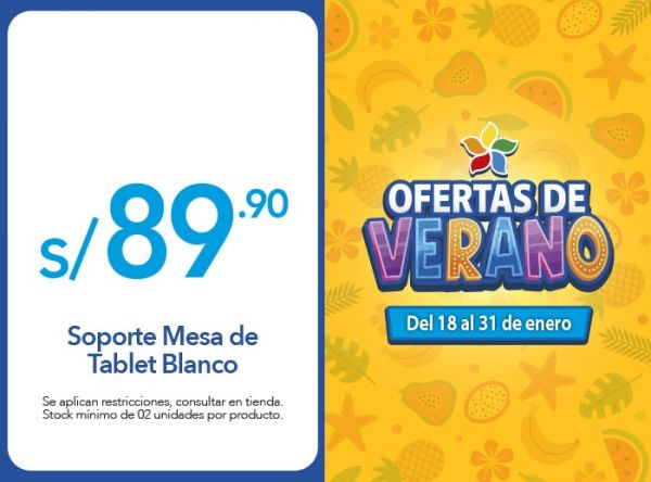 SOPORTE MESA TABLET A S/89.90 USAMS - Plaza Norte
