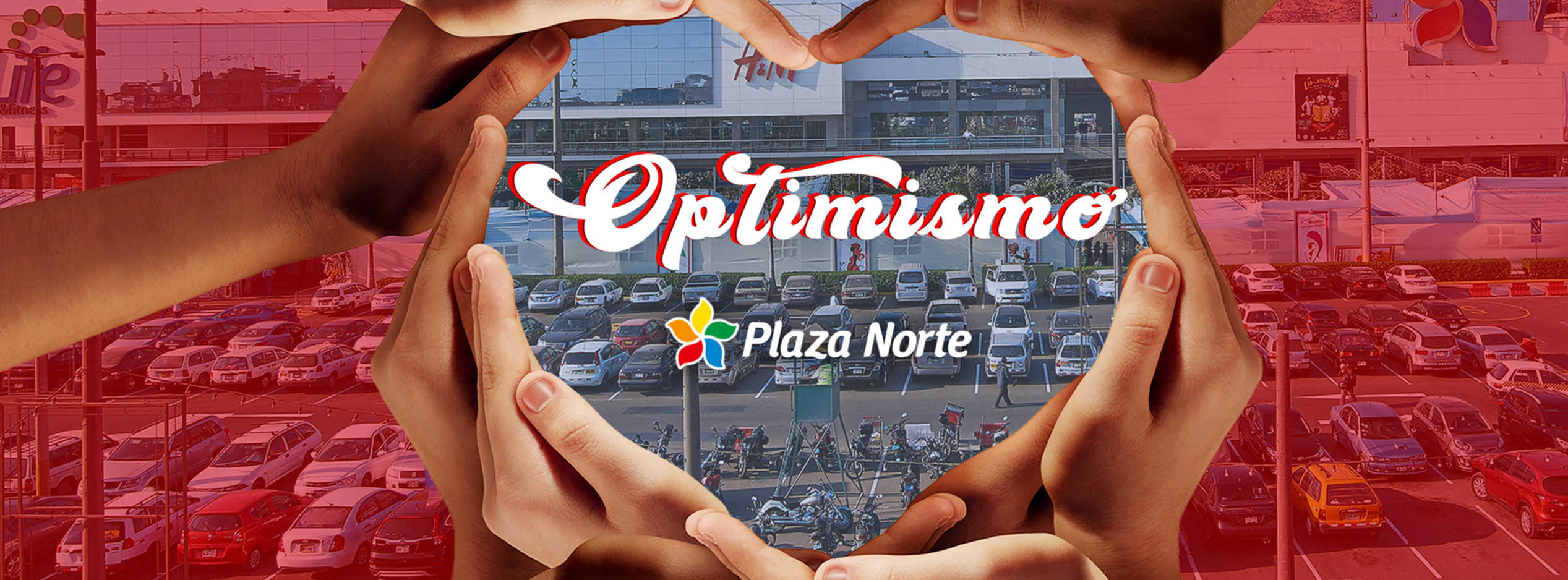 BANNER HOME - OPTIMISMO  - Plaza Norte