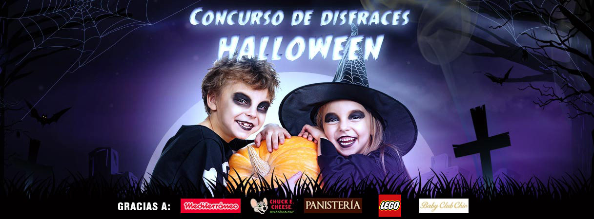 CONCURSO HALLOWEEN - Plaza Norte