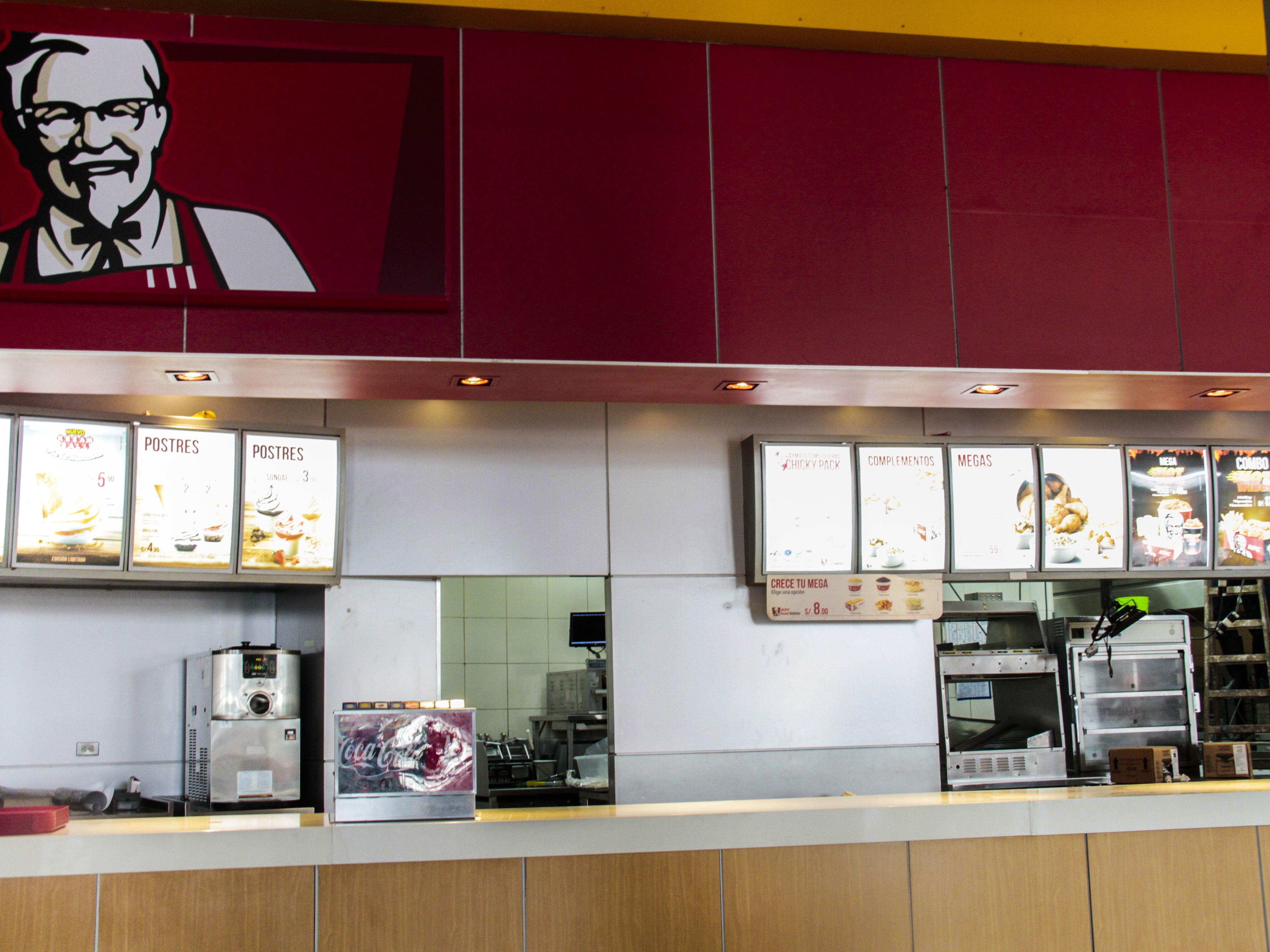 KFC Patio de Comidas - Plaza Norte