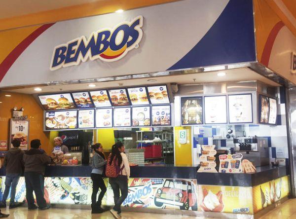 Bembos - Plaza Norte