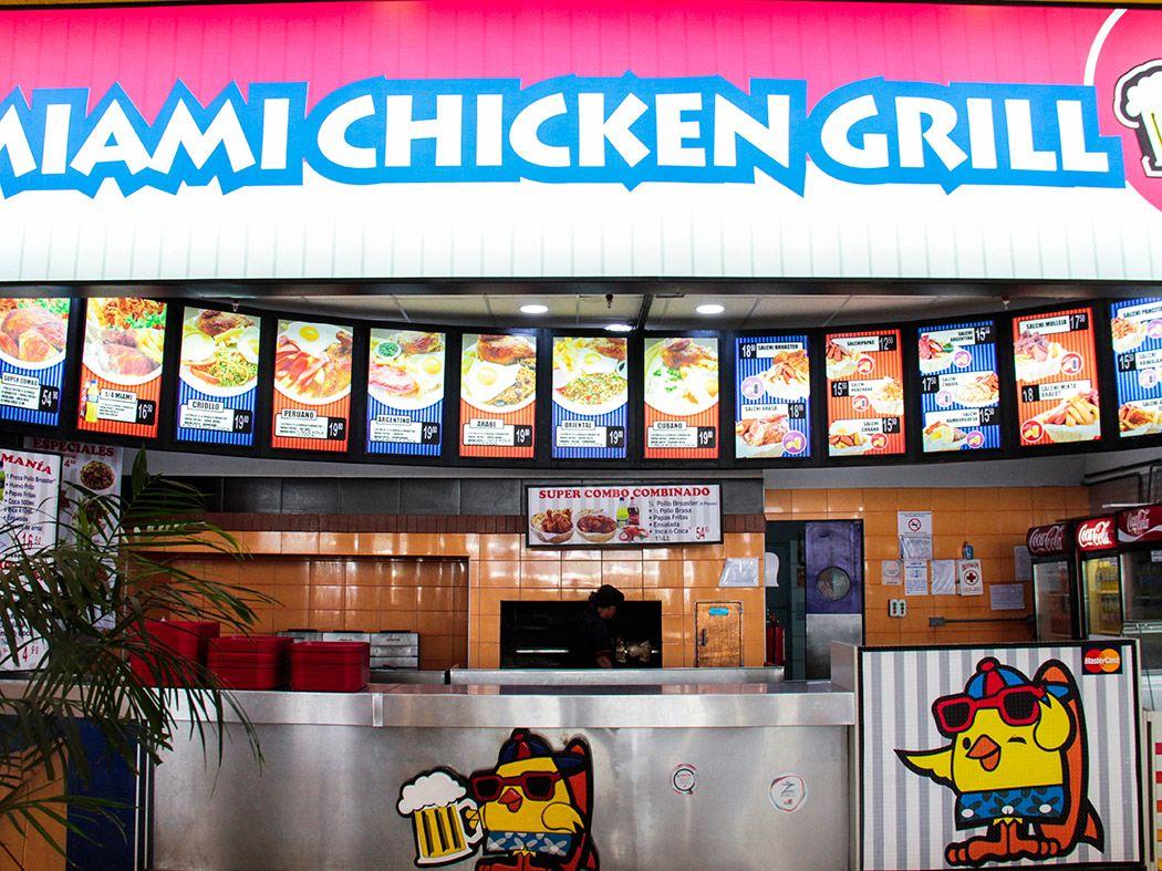 Miami Chicken Grill - Plaza Norte