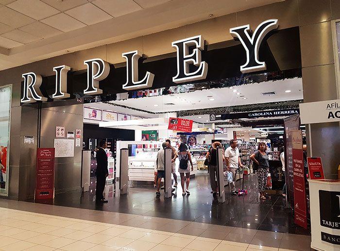 Ripley - Plaza Norte