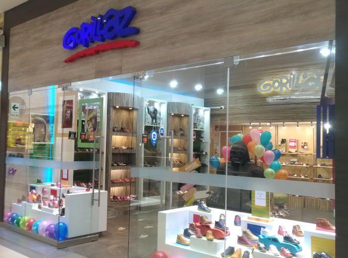 Gorillaz - Plaza Norte
