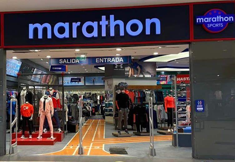 Marathon Sports - Plaza Norte