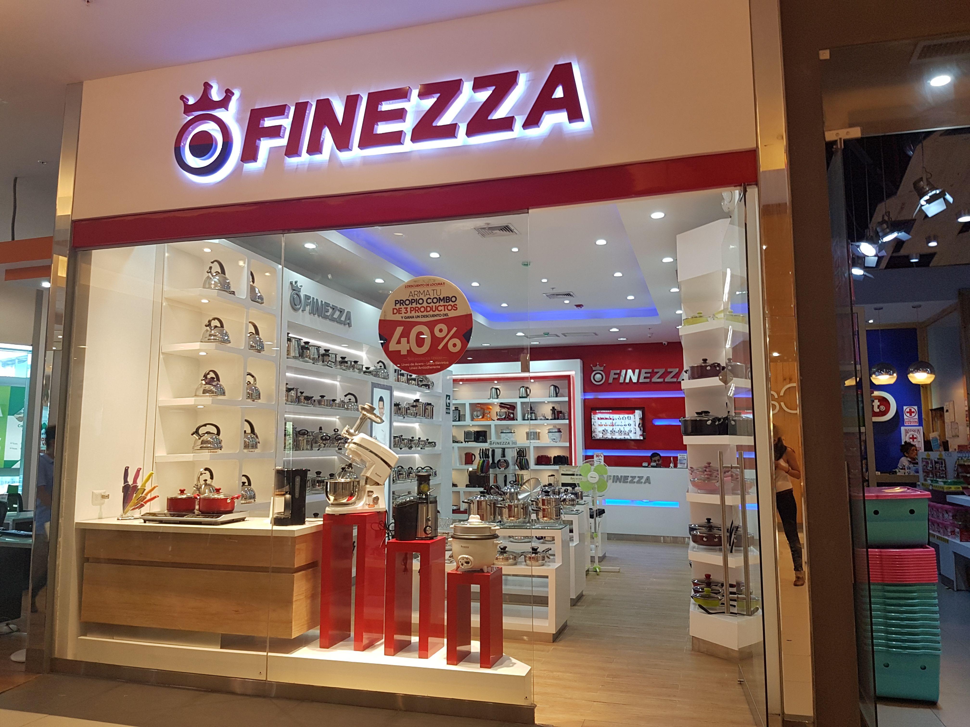 FINEZZA - Plaza Norte