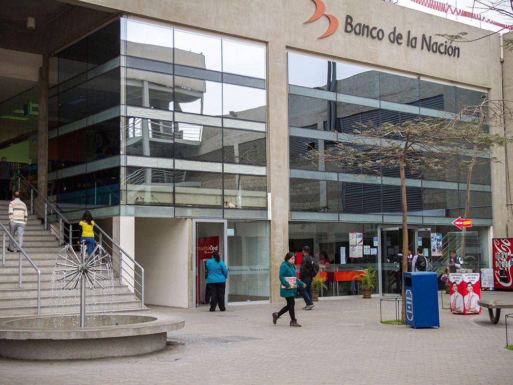 Banco de la Nación - Plaza Norte